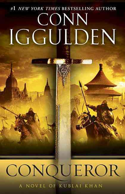 Conqueror By Iggulden, Conn