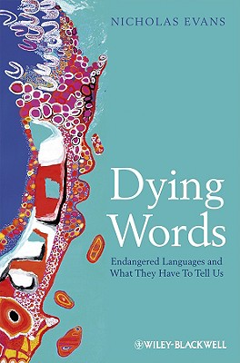 Dying Words By Evans, Nicholas