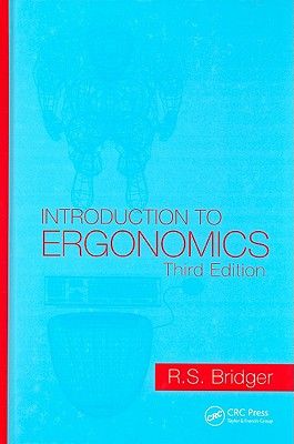 Introduction to Ergonomics By Bridger, R. S.
